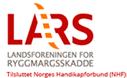 Logoen til Landsforeningen for ryggmargsskadde (LARS).